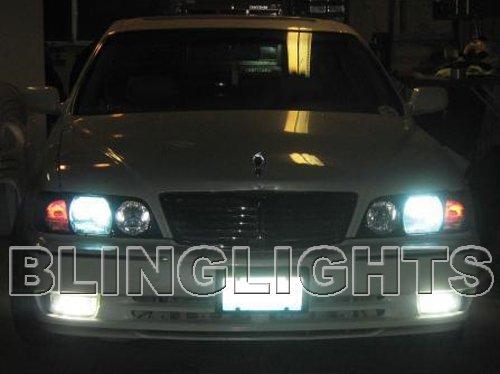 1999 2000 2001 Infiniti Q45 Xenon HID Replacement Bulbs Headlamps Headlights Head Lamps Lights