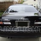 1997 1998 1999 2000 2001 Infiniti Q45 Tint Film for Smoked Taillamps Taillights Tail Lights Overlays