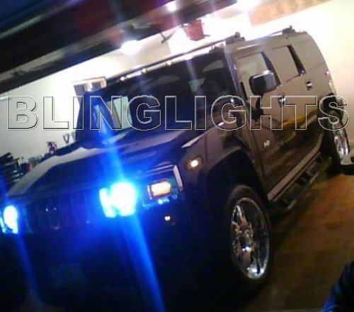 2002-2009 Hummer H2 Xenon HID Conversion Kit for Headlamps Headlights Head Lamps HIDs Lights