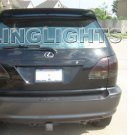 1998-2003 Lexus RX300 RX Tinted Smoked Protection Overlays for Taillamps Taillights