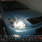 2004 2005 2006 2007 2008 2009 Lexus RX330 RX350 RX400h Bulbs Headlamps Headlights Head Lights RX