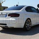 BMW E90 E91 E92 E93 3-Series Tail Lamp Light Tint Smoke Overlays Film Protection