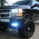 Chevy Silverado Xenon HID Fog Lamp Light Conversion Kit