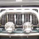 Jeep Liberty KJ KK Chrome Off Road Auxilliary Driving Lights Bumper Lamp Bar Trail Lamps Lighting
