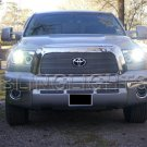 2007 2008 2009 2010 2011 Toyota Tundra Bright White Bulbs for Headlamps Headlights Head Lamps Lights