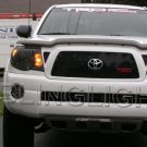 Toyota Tacoma Tinted Smoked Headlamp Headlight Overlays Film Protection