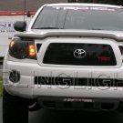 Toyota Tacoma Tinted Smoked Headlamp Headlight Overlays Film Protection