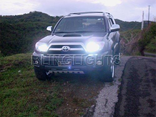 2006 2007 2008 2009 Toyota 4Runner Headlamp Light Bulbs Bright White Set