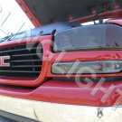 1999 2000 2001 2002 GMC Sierra Tint Protection Film for Smoked Headlamps Headlights Overlays