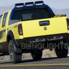 Suzuki Equator RMZ4 Performance Rear Air Diffusers Vents Kit RMZ-4 Exhaust Bumper Body Panels