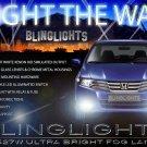 2009 2010 2011 Honda City Xenon Fog Lamps Driving Lights Foglamps Foglights Kit