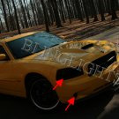 Dodge Magnum Tint Protection Film for Smoked Headlamps Headlights Head Lamps Lights Overlays