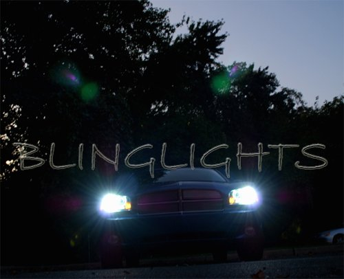 Dodge Charger Head Lamp Xenon HID Light Kit