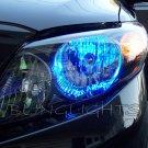 Toyota Corolla 10000K Blue LED Head Lamp Light Bulbs Replacement Upgrade