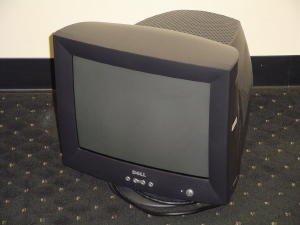 Dell E772 17-inch CRT Color Computer Monitor FREE SHIPPING USA