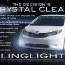 2011 2012 2013 2014 2015 Toyota Sienna LED Fog Lamp Light Kit