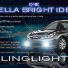 2010 2011 2012 Subaru Legacy Square Xenon Fog Lamps Driving Lights Foglamps Foglights BM BR Kit