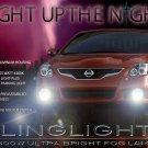 2010 2011 2012 Nissan Altima Coupe Xenon Foglamps Foglights Driving Fog Lamps Lights Kit