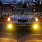 2001 2002 2003 Hyunda Elantra GT Xenon Fog Lamps Driving Lights Foglamps Foglights Drivinglights Kit