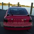 01-03 Hyundai Elantra GT Tinted Smoked Tail Lamps Lights Overlays Film Protection