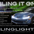 Chevrolet Corvette C4 C5 C6 LED DRL Light Strips for Headlamps Headlights Head Lamps Strip Lights