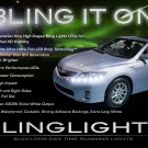 2010 2011 2012 Toyota Camry LED DRL Head Light Strips
