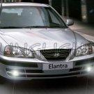 2004 2005 2006 Hyundai Elantra Xenon Fog Lamps Driving Lights Foglamps Foglights Drivinglights Kit