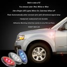 2001-2011 Mazda Tribute LED Turnsignals Lights Turn Signals Lamps Markers Side Signalers