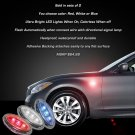 Infiniti M M37 M56 Side LED Markers Lights Turnsignals Lamps Turn Signals Signalers