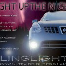 2008 2009 2010 Nissan Rogue Xenon Fog Lamps Driving Lights Foglamps Foglights Drivinglights Kit