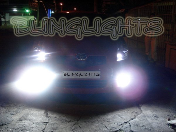 Toyota Yaris Xenon HID Conversion Kit for Foglamps Fog Lamps Driving Lights HIDs