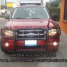 2005-2012 Ford Escape Xenon Fog Lamps Driving Lights Kit