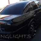 2003 2004 2005 Lincoln LS Tint Protection Film for Smoked Taillamps Taillights Tail Lamps Overlays
