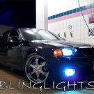 2003 2004 2005 2006 Lincoln LS Xenon VHO HID Kit Fog Lamps Driving Lights Foglamps Foglights
