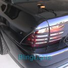 2000 2001 2002 Lincoln LS Tint Protection Film for Smoked Taillamps Taillights Tail Lamps Overlays