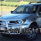 Mitsubishi Outlander Off Road Driving Lights Lamp Bar Kit Auxilliary