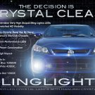 2011 2012 2013 Scion tC Blue LED Driving Lights Fog Lamps Kit