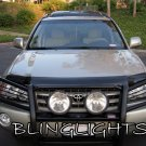 Toyota Highlander Off Road Lamps Bar Driving Lights Kit Auxilliary Drivinglights