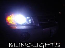 Toyota Highlander Xenon HID Conversion Kit for Headlamps Headlights Head Lamps HIDs Lights