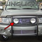 Toyota Sequoia Off Road Lamp Kit Auxiliary Brush Bar Driving Lights Kit