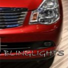 Nissan Bluebird Sylphy G11 Fog Lamps Driving Lights Foglamps Foglights Driving Lights Kit