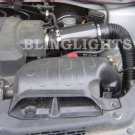 2009 2010 2011 Honda Pilot Cold Air Intake CAI Kit 3.5L V6 Motor 3.5 L Engine Performance