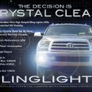 2008-2014 Toyota Sequoia LED Foglamps Drivinglights Pair