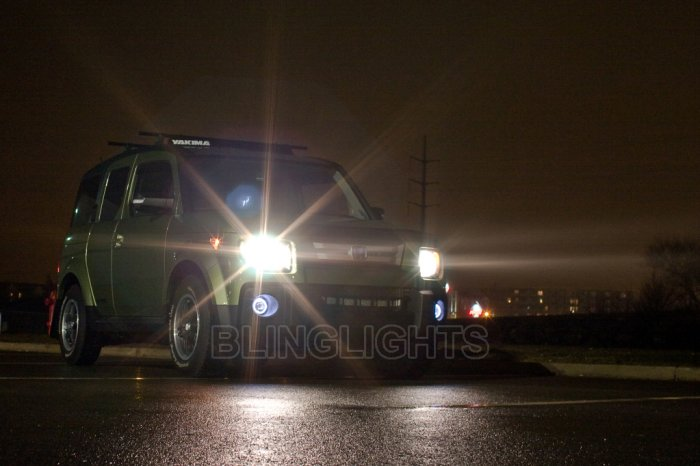 Honda Element Bright White Replacement Light Bulbs for Headlamp Headlights Head Lamps Lights