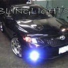 2007 2008 2009 Toyota Camry Xenon Fog Lamps Driving Lights Foglamps Foglights Kit