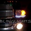 2002-2008 Dodge Ram LED DRL Head Lamp Light Strips Kit Day Time Running