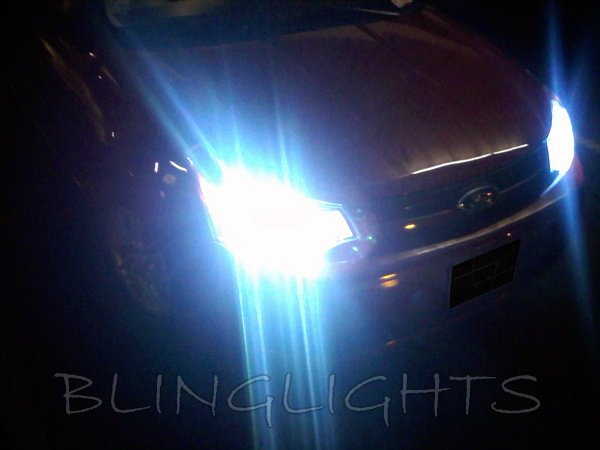 Ford Focus Xenon HID Conversion Kit for Headlamps Headlights Head Lamps HIDs Lights