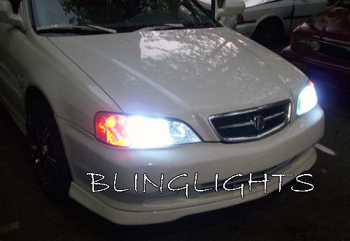1999 2000 2001 2002 2003 Acura Tl Hid Bulbs For Headlamps Headlights Head Lamps Lights