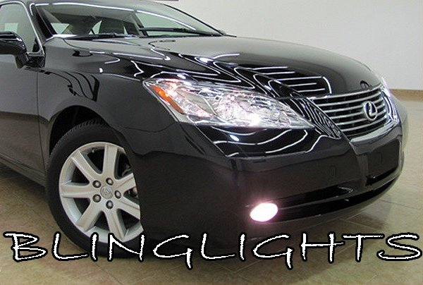 2007 2008 2009 Lexus ES350 Xenon Foglamps Foglights Driving Fog Lamps Lights Kit