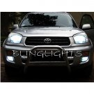 2001-2005 Toyota Rav4 Bright White Upgrade Light Bulbs for Headlamps Headlights Head Lamps Lights